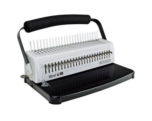 Переплетная машина TPPS  U15-С24D  [пластик 15/450листов] off knives