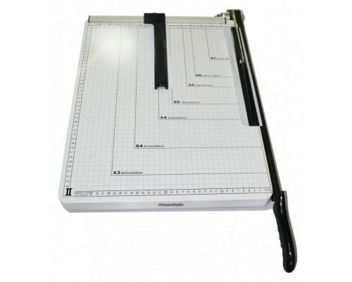 Резак для бумаги RAYSON 829-2 (A3)  с фиксатором металл