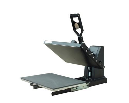 Термопресс плоский SHP-15LP2MS размер стола 38*38 с видвижным механизмом стола