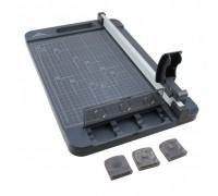 Резак роликовый  JIELISI 959-1 (А3)  (6л/70гр/420mm) 3 лезвия  (Ровный срез, Волна, Пунктир)