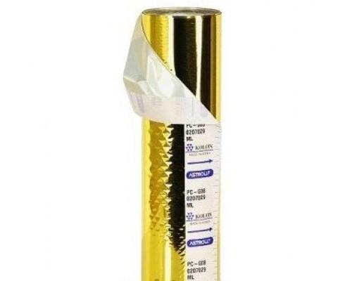 Фольга для применения в ламинаторах, (Золото) PC-G04 , ширина рулона 210 мм / длина 120 м