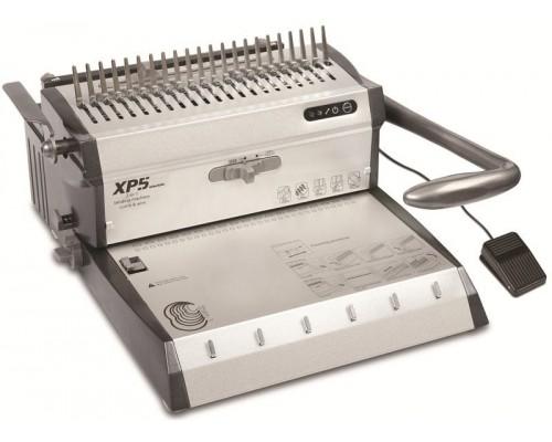 Электрич. переплетная машина 2В1  TPPS  XP5  [пластик 25/450листов. металл 3:1 25/120листов.]