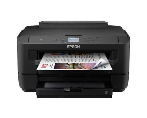 Принтер цветной струйный Epson WorkForce WF-7210DTW А3+ 4-х Цветный принтер