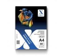 MD260-A4-50 Фотобумага для струйной печати X-GREE Матовая Двусторонняя A4*210x297мм/50л/260г NEW(20)
